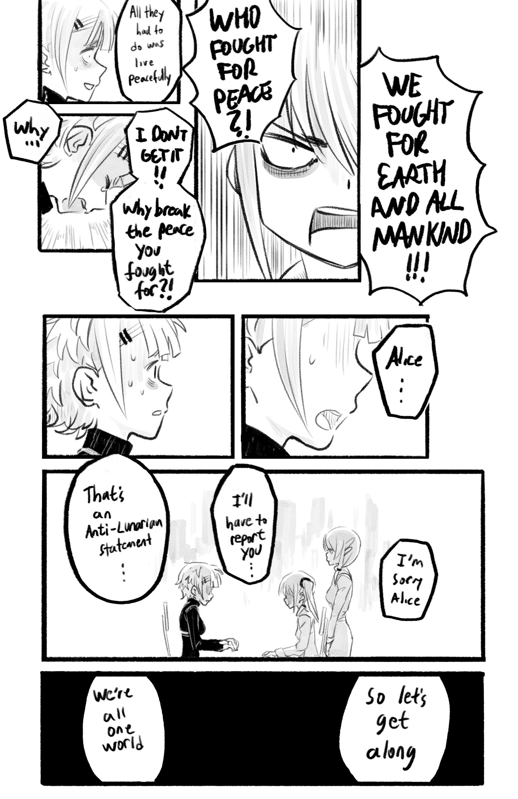 [ Maria Starlight: The Lunarian War and After - 26 ]