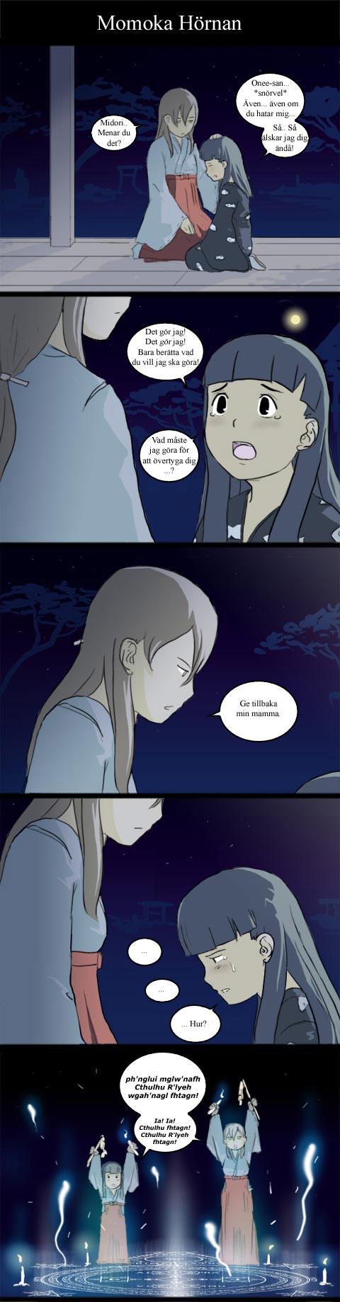 [Momoka Corner- strip 4]
