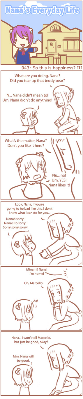 [Nana's Everyday Life - strip 43]