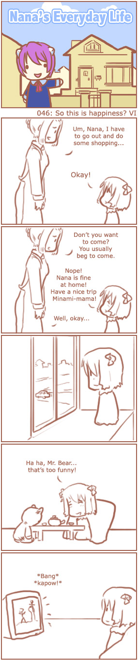 [Nana's Everyday Life - strip 46]