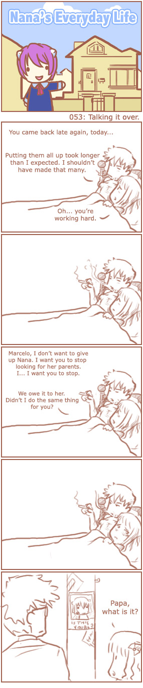 [Nana's Everyday Life - strip 53]