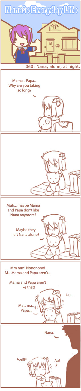 [Nana's Everyday Life - strip 60]