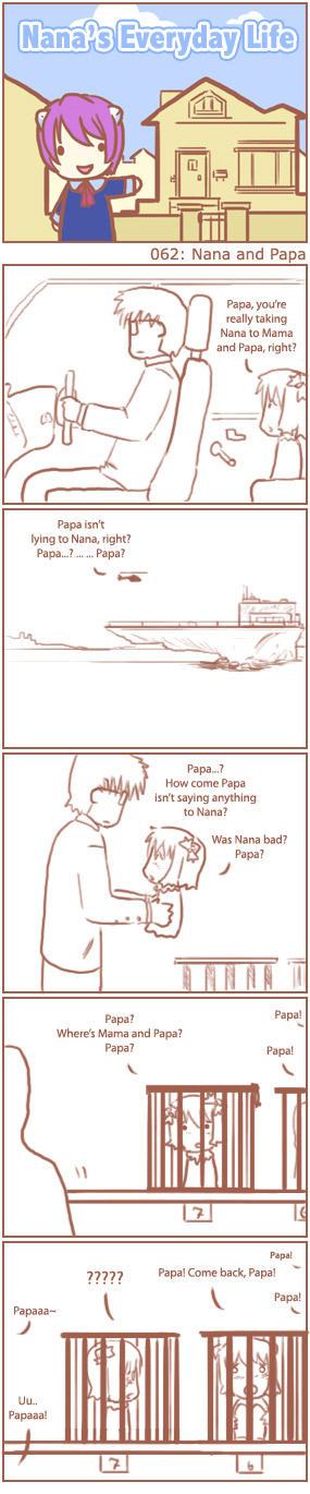 [Nana's Everyday Life - strip 62]