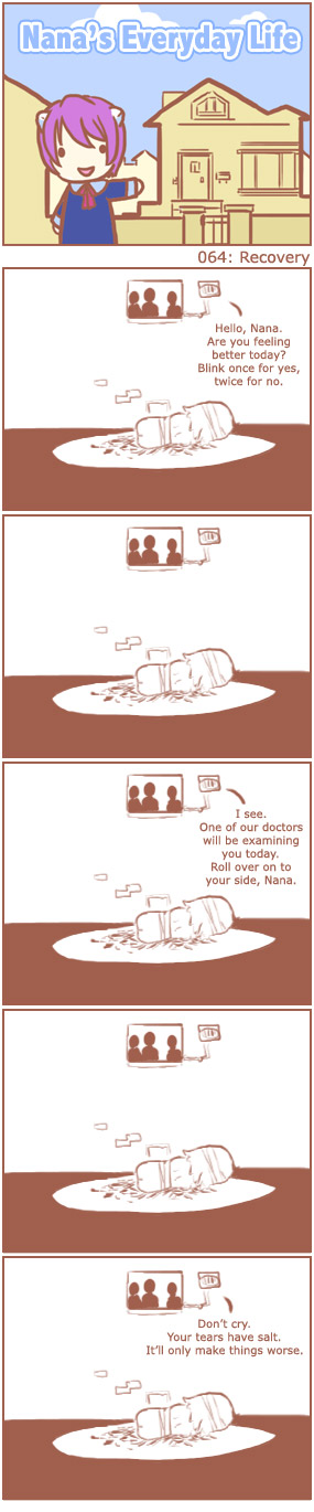 [Nana's Everyday Life - strip 64]