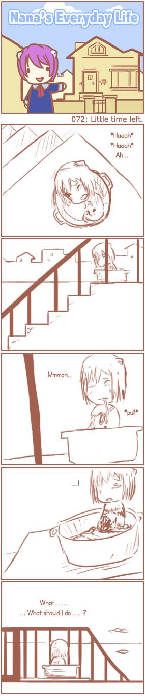 [Nana's Everyday Life - strip 72]
