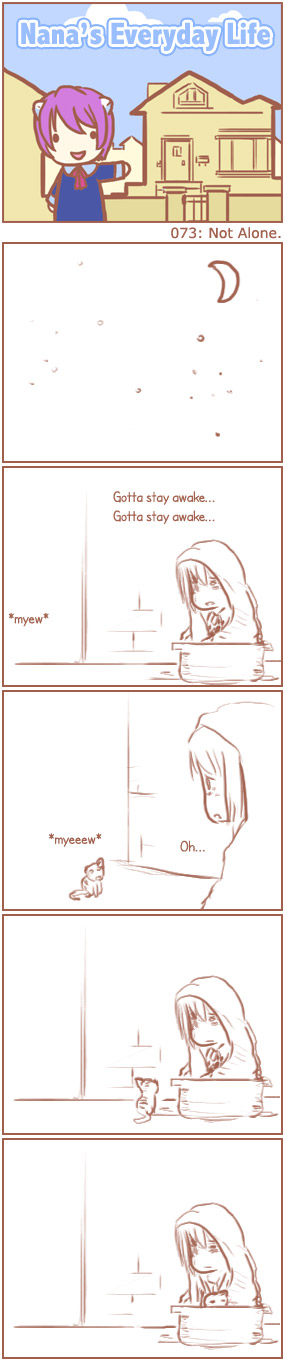 [Nana's Everyday Life - strip 73]