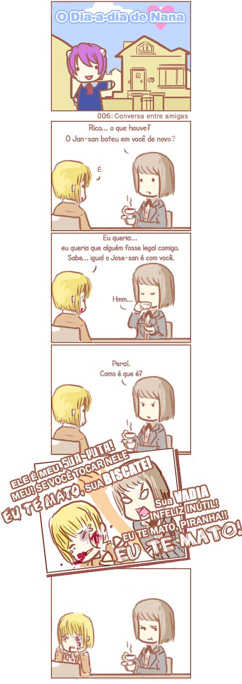 [Nana's Everyday Life - strip 6]