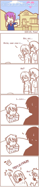 [Nana's Everyday Life - strip 9]