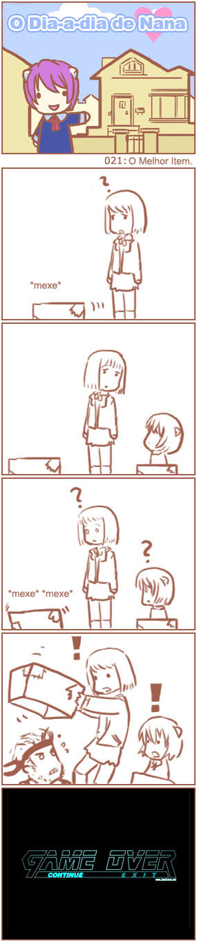 [Nana's Everyday Life - strip 21]