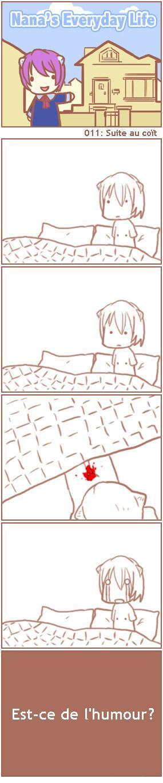 [Nana's Everyday Life - strip 11]