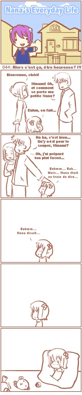 [Nana's Everyday Life - strip 44]