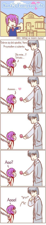 [Nana's Everyday Life - strip 1]