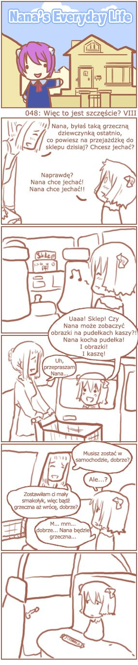 [Nana's Everyday Life - strip 48]