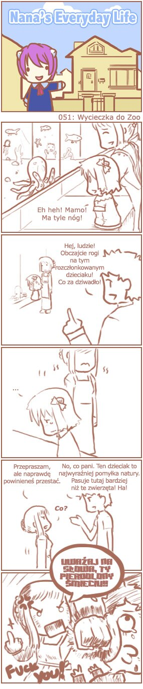 [Nana's Everyday Life - strip 51]