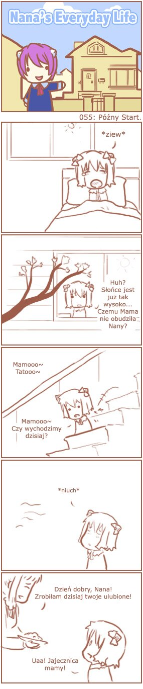 [Nana's Everyday Life - strip 55]