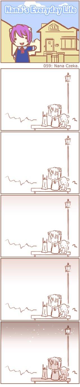 [Nana's Everyday Life - strip 59]