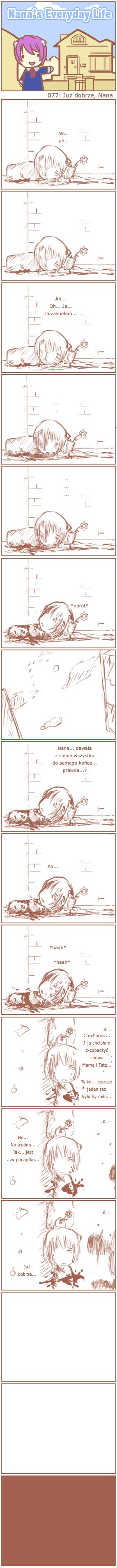 [Nana's Everyday Life - strip 77]