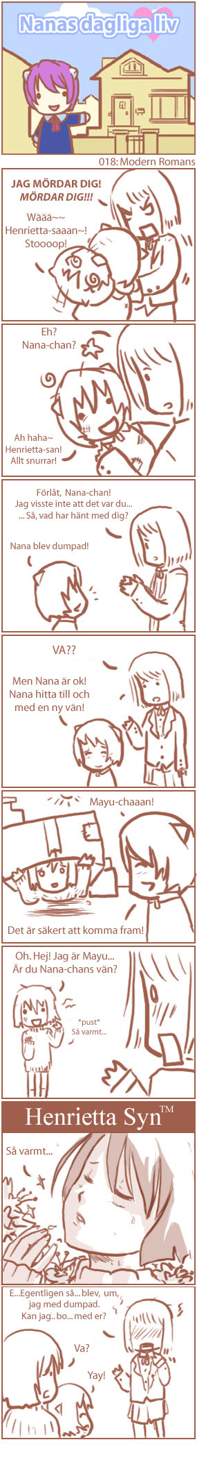 [Nana's Everyday Life - strip 18]
