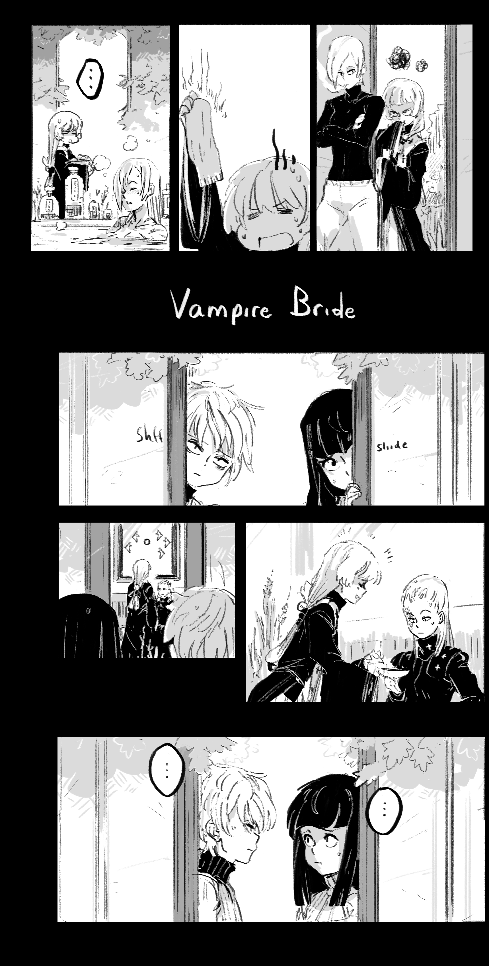 [ My Shut-In Vampire Princess - 157 ]